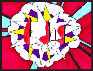 Josh Gaal ('16), Pop Art