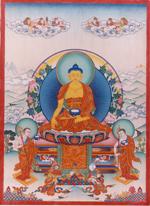 Lord-Buddha-Thangka