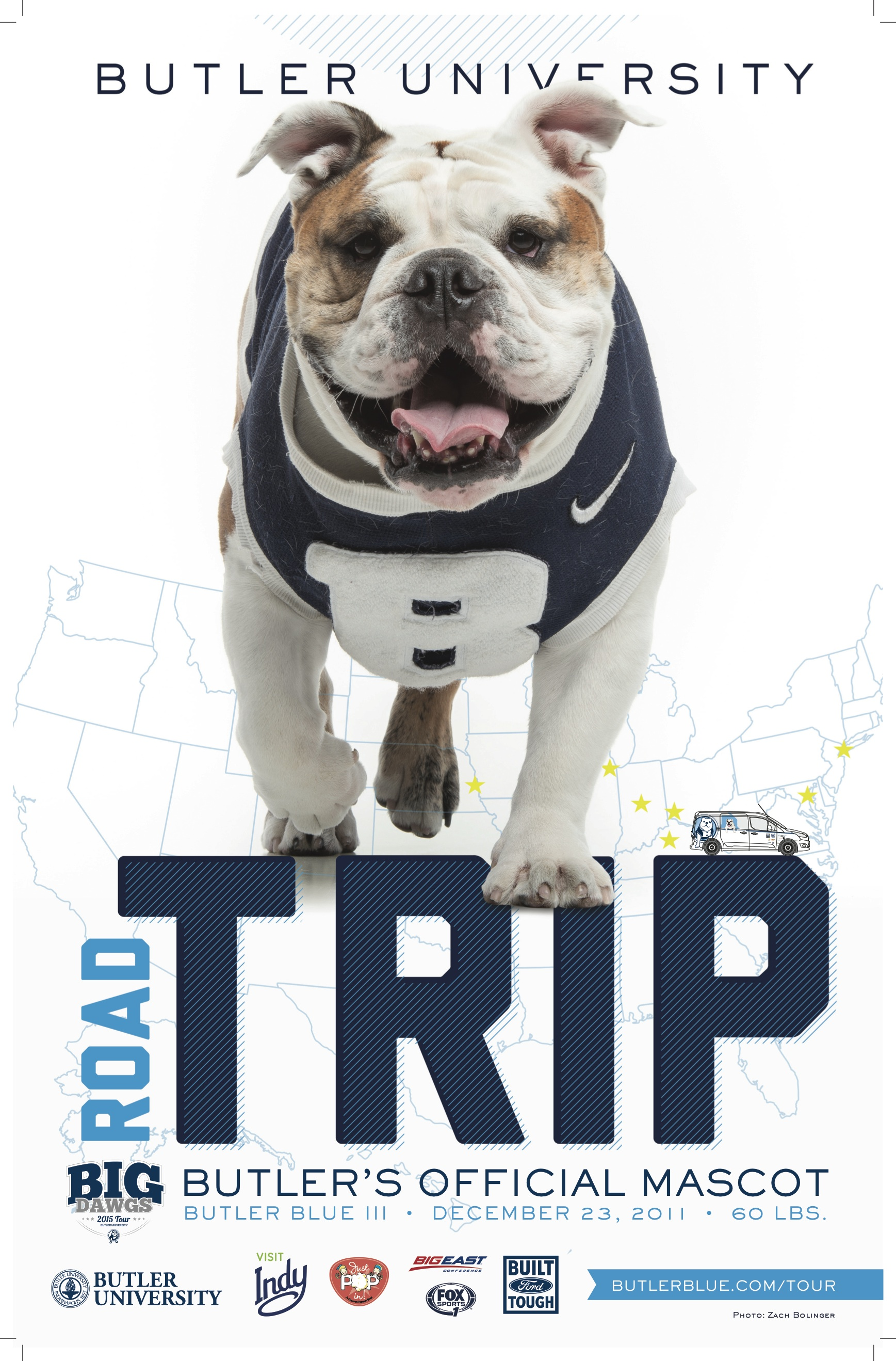 Big Dawgs Tour Butler Blue