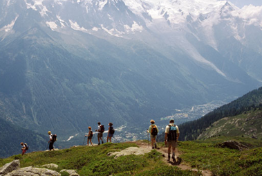 Chamonix Summer Programs