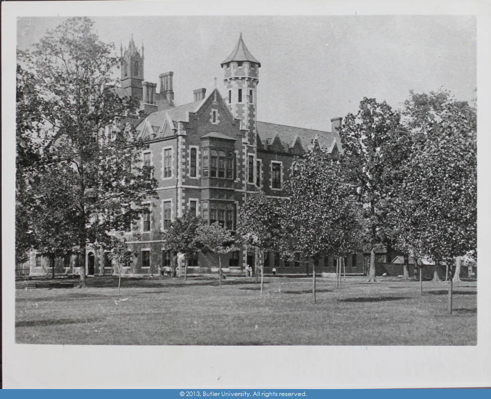 North Western Christian University at College Ave and 13th Street