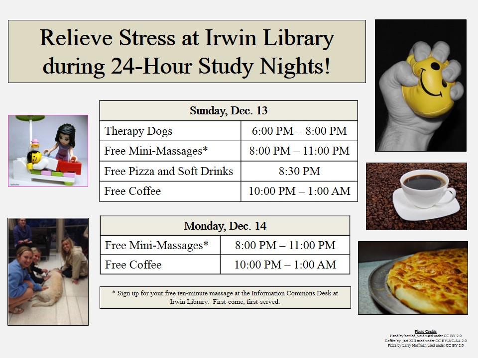 24-hour Irwin Study