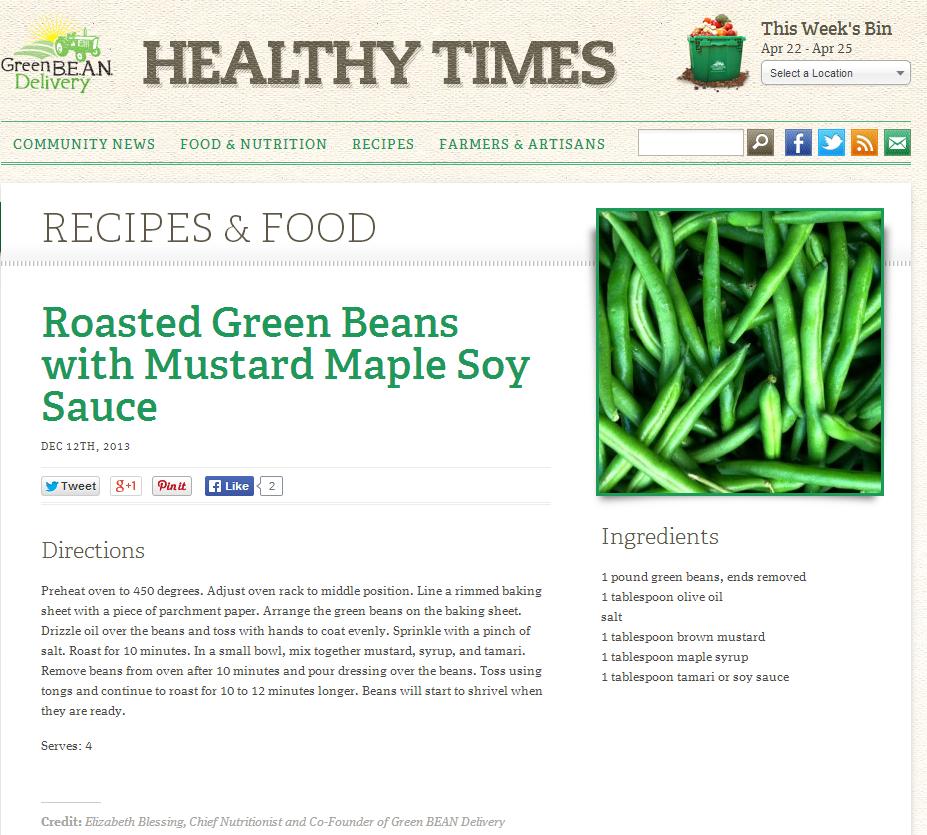 5 ing beans