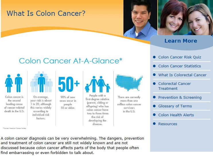 what is colon cancer