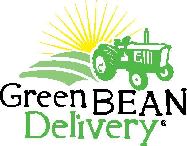 Green Bean del logo