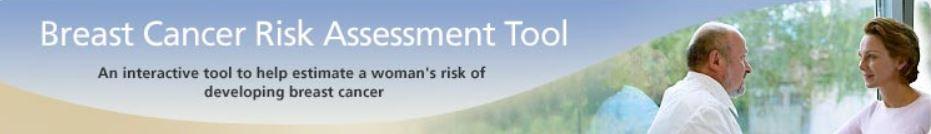 breast cancer risk assessment tool