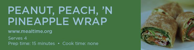 Peach Wrap