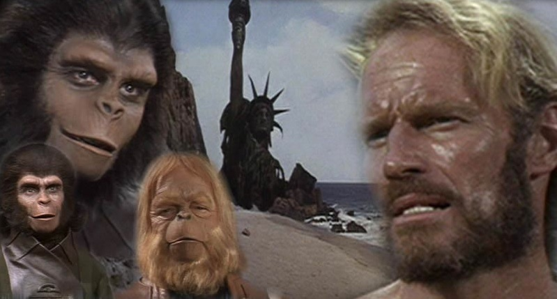 Planet of the Apes Critical Essays