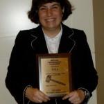 Lauren Lupkowski takes Top Paper award