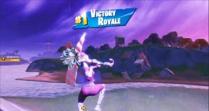 Butler Fortnite Victory Royale